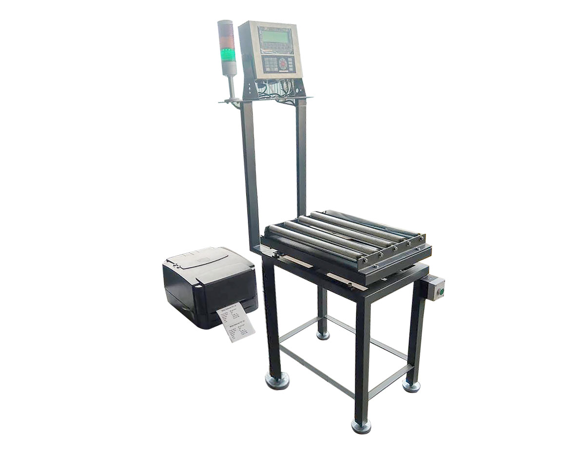 Static Check Weigher