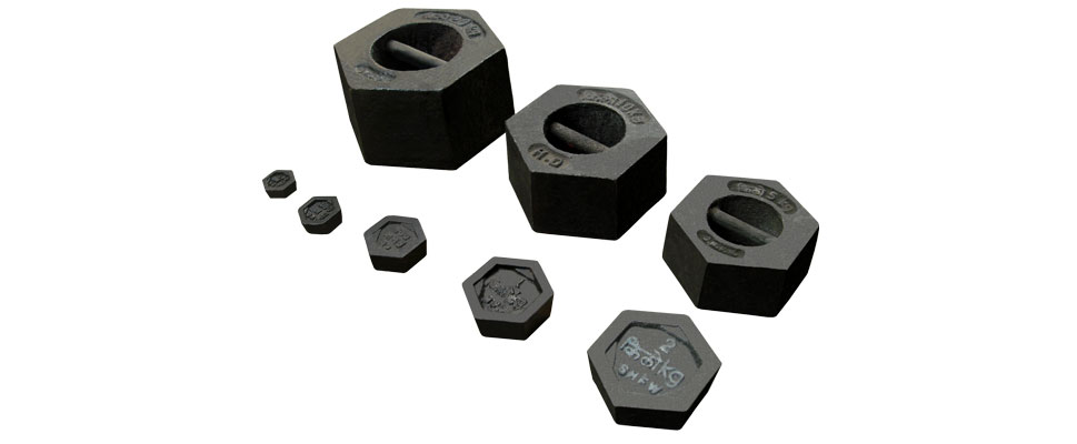 Test Calibration Weights Cast Iron Weights